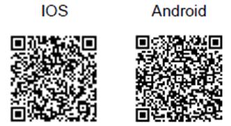 V-LINE - QR kód pro instalaci aplikace